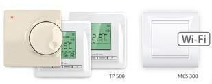 Терморегуляторы серии ТР 500 и MCS 300